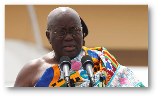 Ghanaian President Nana Akufo-Addo - the year of return - door of return - beyond the door of return - return home africa - returnhomeafrica.com