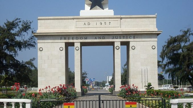 Independence Arch - Accra, Ghana - Return Home Africa - returnhomeafrica.com
