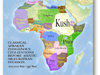 Classical African Afrakan indegenous civilizations before asiatic or european invasion