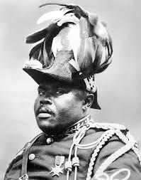 Marcus Garvey August 17th, 1887 to June 10th, 1940
