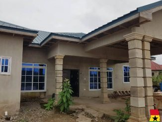 5 Bedroom House For Sale, Kumasi - RHA00001