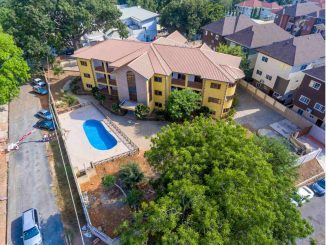 Massive Mansion! 18 Bedroom House For Sale In North Ridge, Accra, Ghana