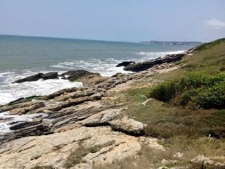 Peaceful Secluded 10 Acres Oceanfront Land For Sale At Akatakyiwa, Cape Coast, Ghana