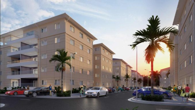 Grandeur Style 1-4 Bedroom Apartments and Penthouses For Sale In Eden Heights Gated Community, Westhill Accra, Ghana